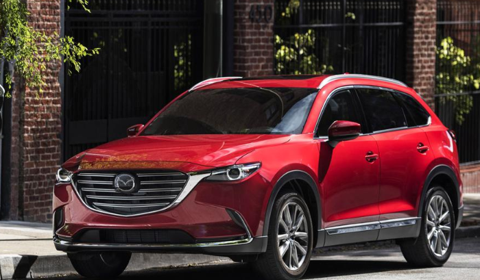 45 The Best Mazda Cx 9 2020 Release Date Style