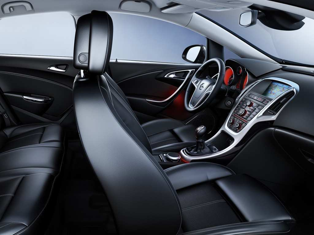 45 The Best Opel Astra 2020 Interior Redesign