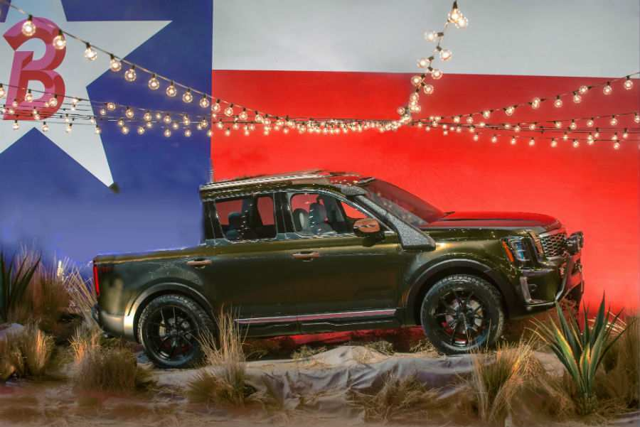 45 The Kia Pickup 2020 Review And Release Date