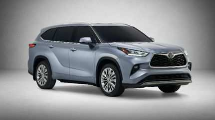 45 The Toyota Kluger 2020 Model Ratings