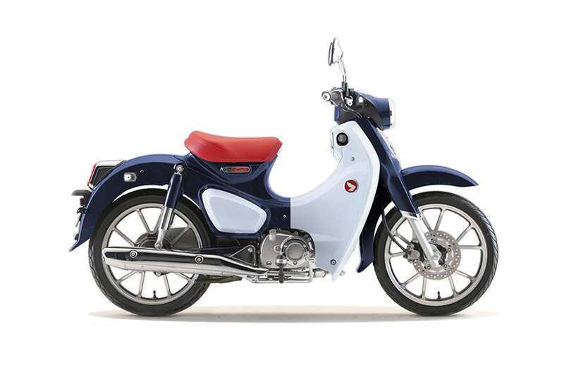 46 A 2019 Honda 125 Cub Performance