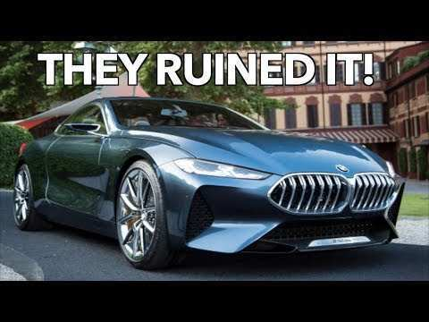 46 A 2020 Bmw 850I Release Date And Concept