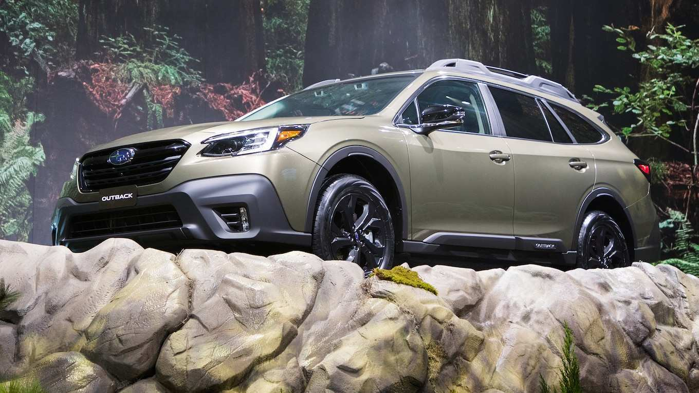 46 A 2020 Subaru Crosstrek Turbo Configurations