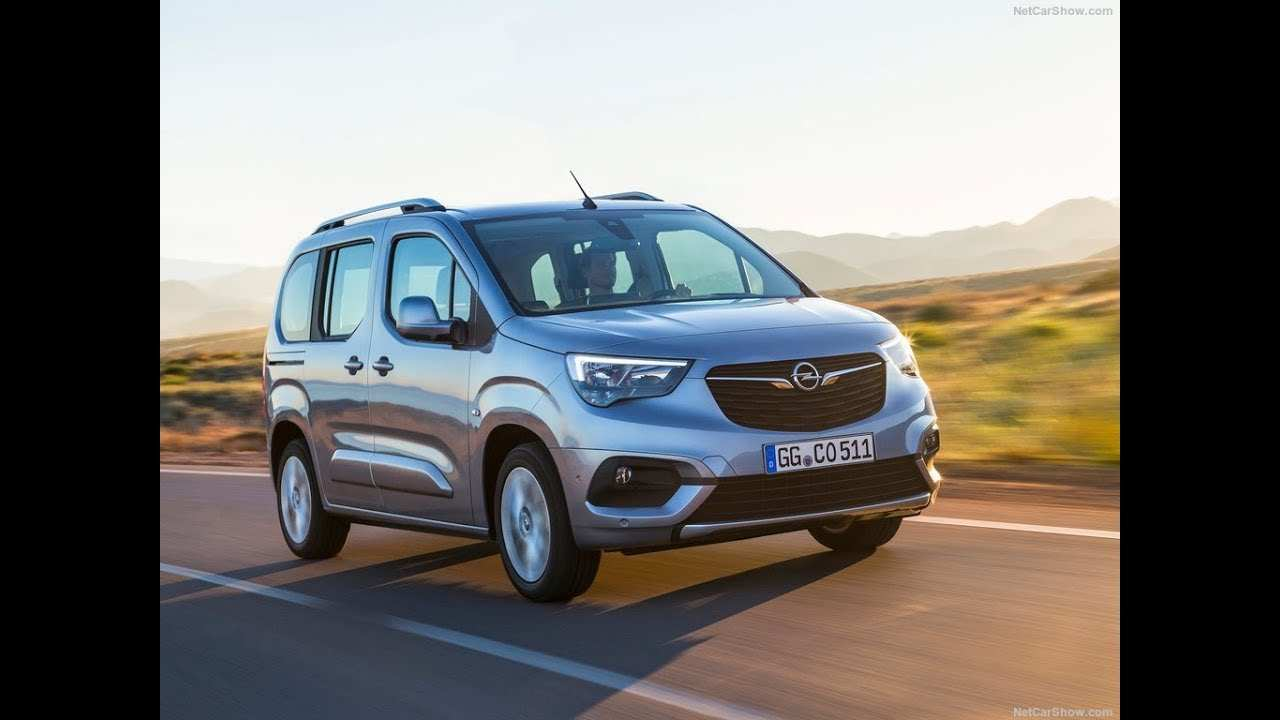 46 A Opel Colorado 2019 Redesign And Review