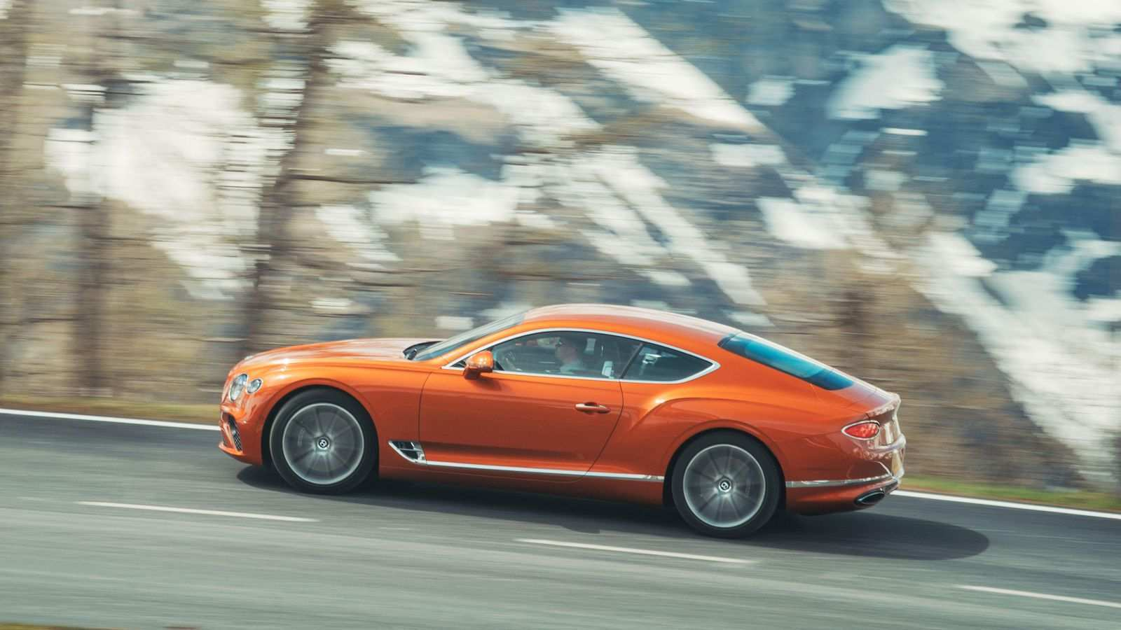 46 All New 2019 Bentley Continental Gt V8 First Drive