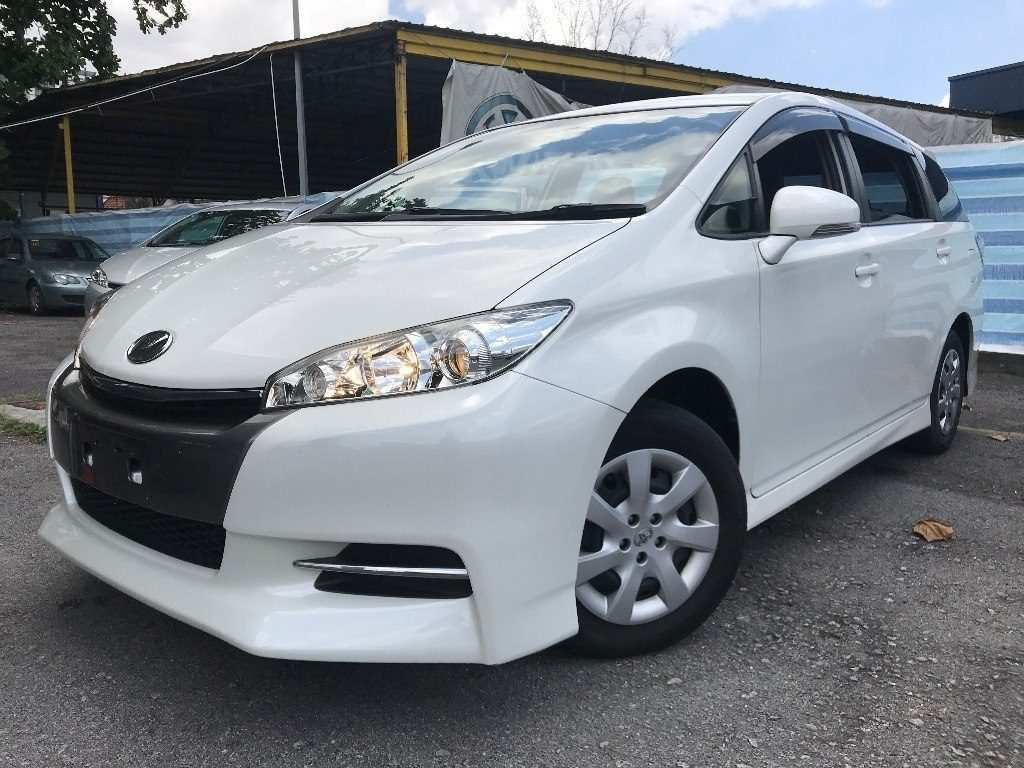 46 All New 2019 Toyota Wish Overview