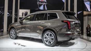 46 All New 2020 Cadillac Xt6 Msrp Spy Shoot