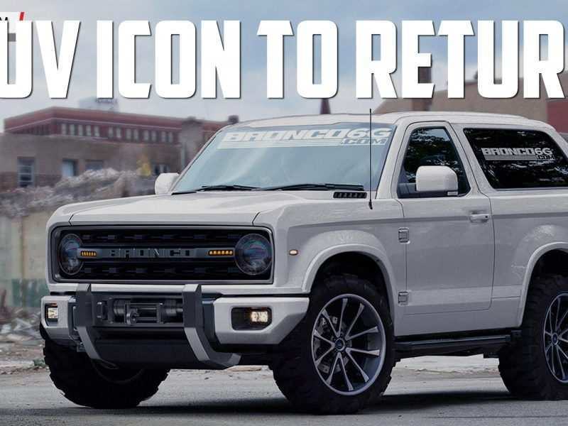 46 all new 2020 ford bronco msrp price design and review