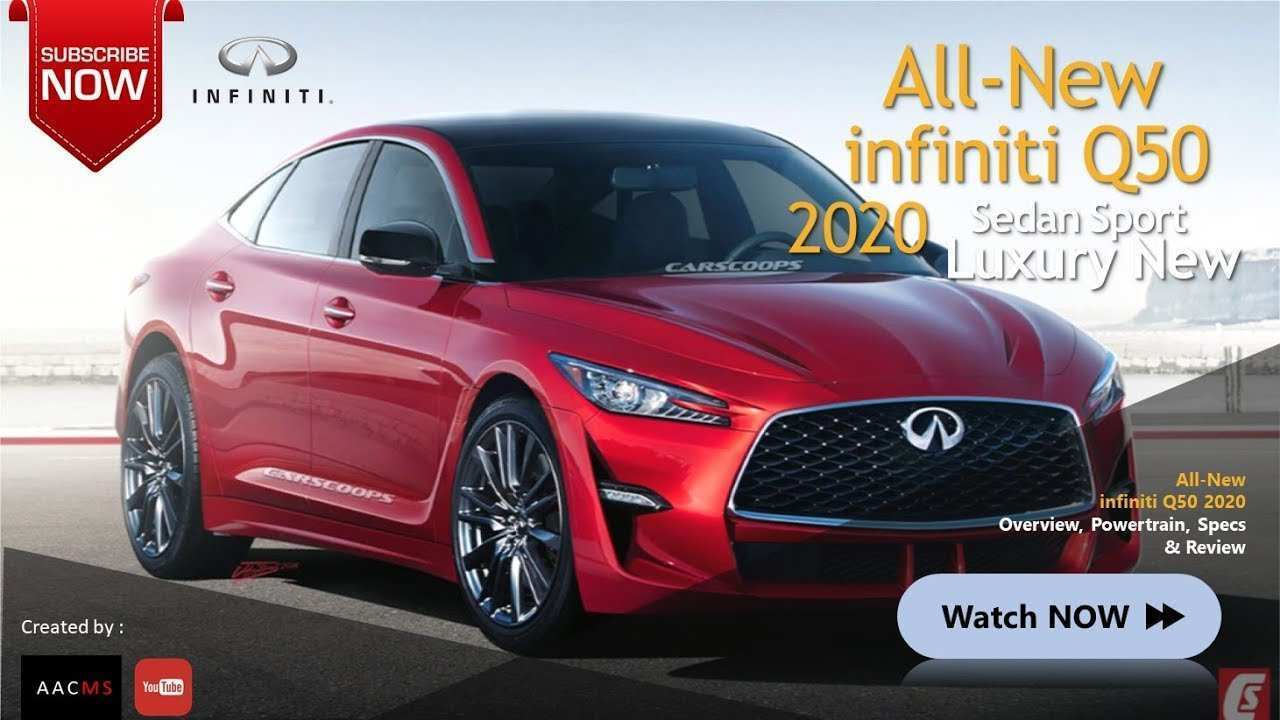 46 All New New Infiniti Q50 2020 Research New