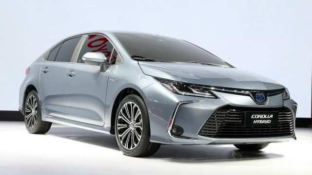 46 All New Toyota Corolla 2020 Model In Pakistan New Concept