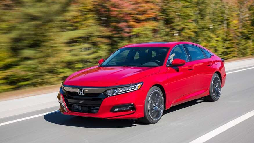 46 All New What Will The 2020 Honda Accord Look Like Photos