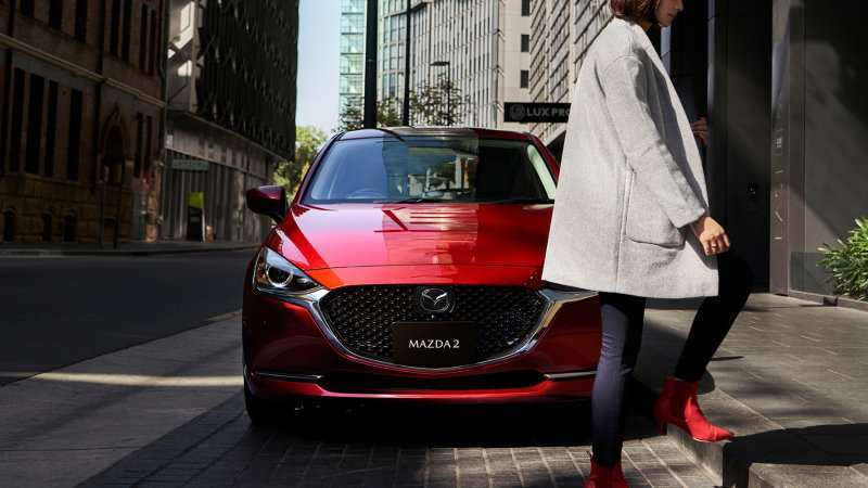 46 All New Yaris 2020 Mazda 2 Review And Release Date