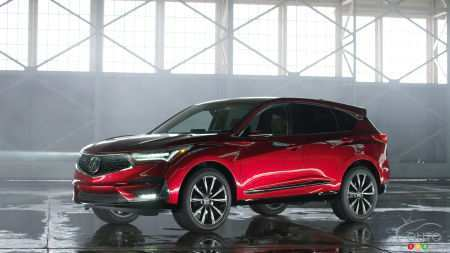 46 Best 2019 Acura Rdx Release Date Performance