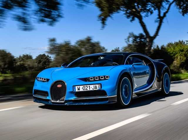 46 Best 2019 Bugatti Chiron Sport Top Speed History