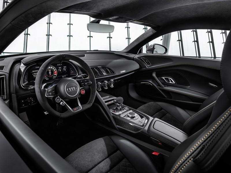 46 Best Audi R8 2020 Black Research New