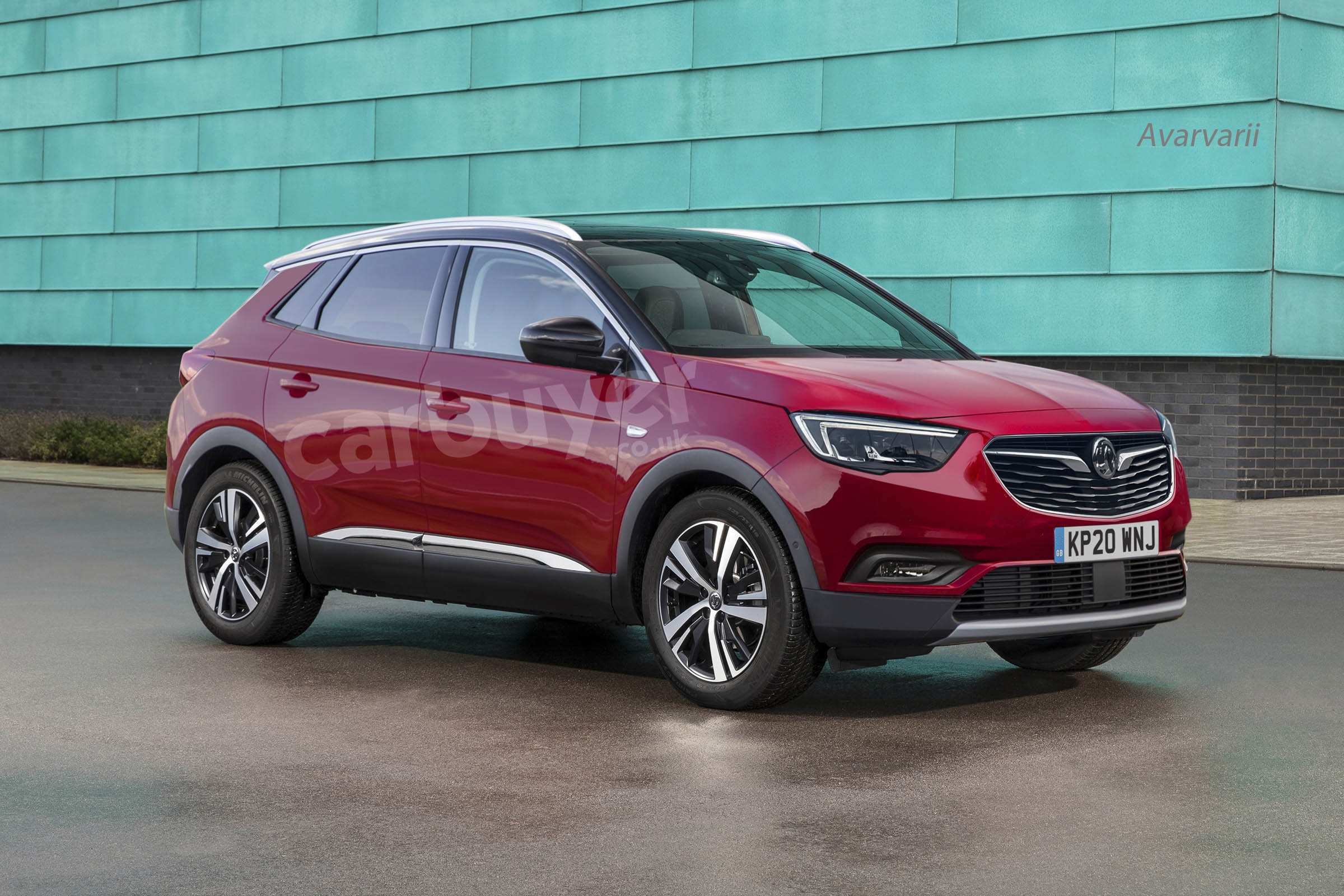 46 Best New Opel Mokka X 2020 First Drive