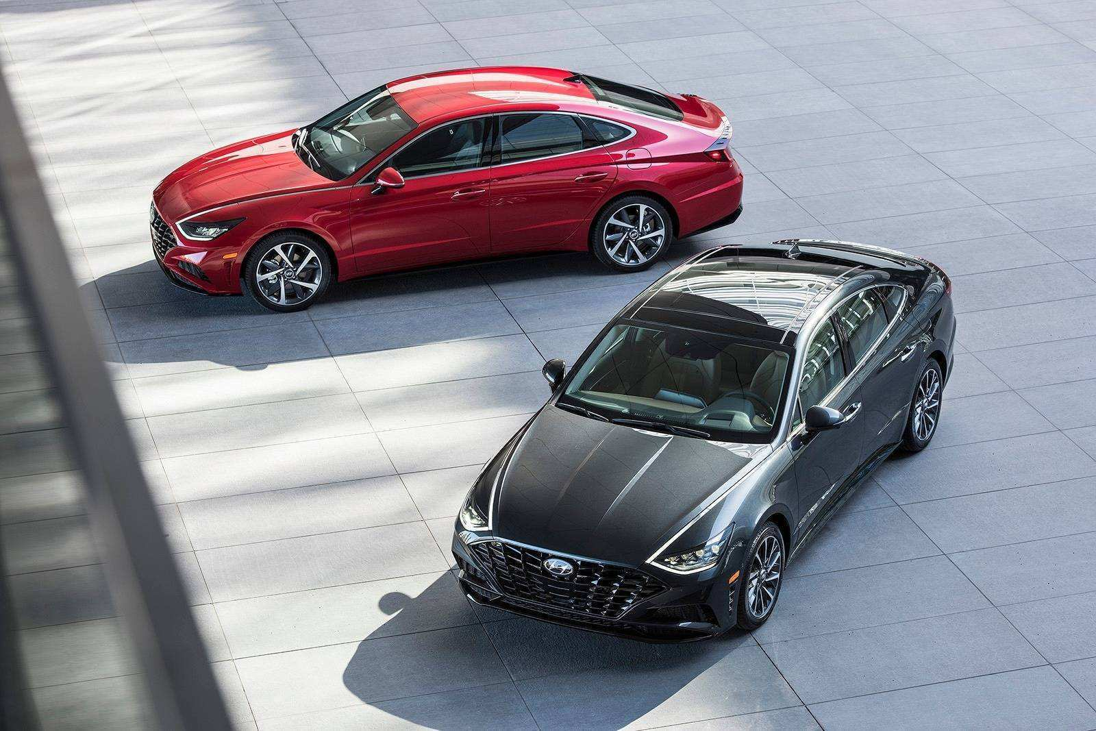 46 Best Pictures Of The 2020 Hyundai Sonata Picture
