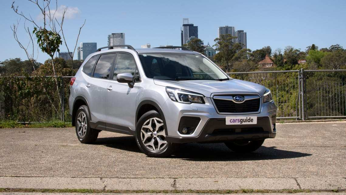 46 Best Subaru Forester 2020 Review New Model And Performance