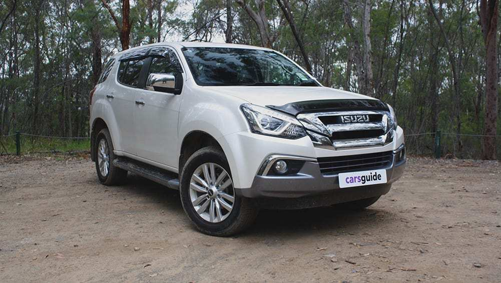 46 New 2019 Isuzu Mu X Review