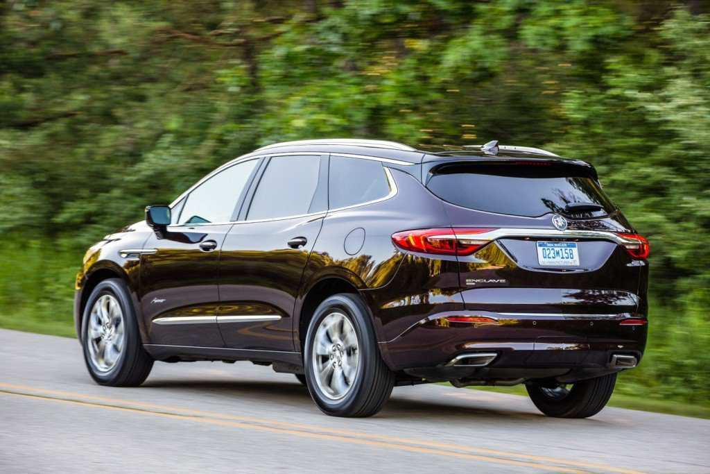 46 New 2020 Buick Encore Dimensions Performance And New Engine