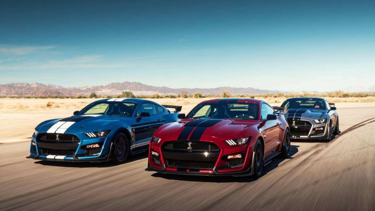46 New 2020 Ford Mustang Cobra Exterior And Interior
