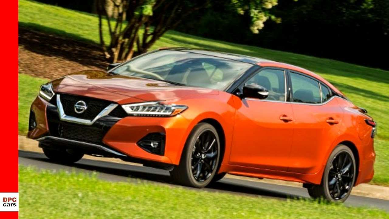 46 New 2020 Nissan Maxima Youtube Redesign