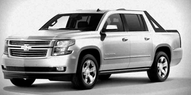 46 New Chevrolet Avalanche 2020 Photos