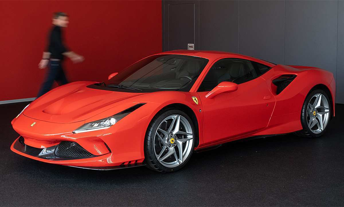 46 New Ferrari Modelle 2019 Price Design And Review