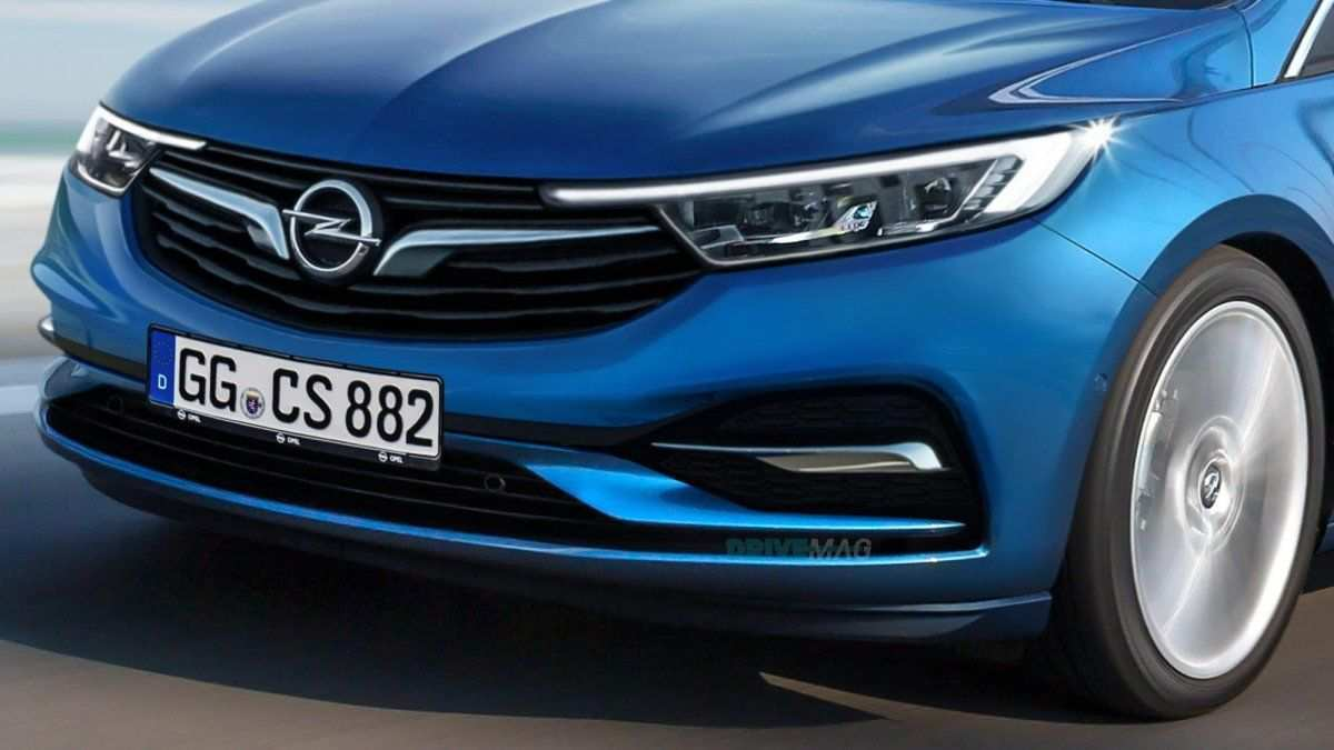 46 New Opel Senator 2019 Spesification