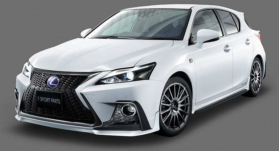 46 The 2019 Lexus Hatchback Redesign And Concept