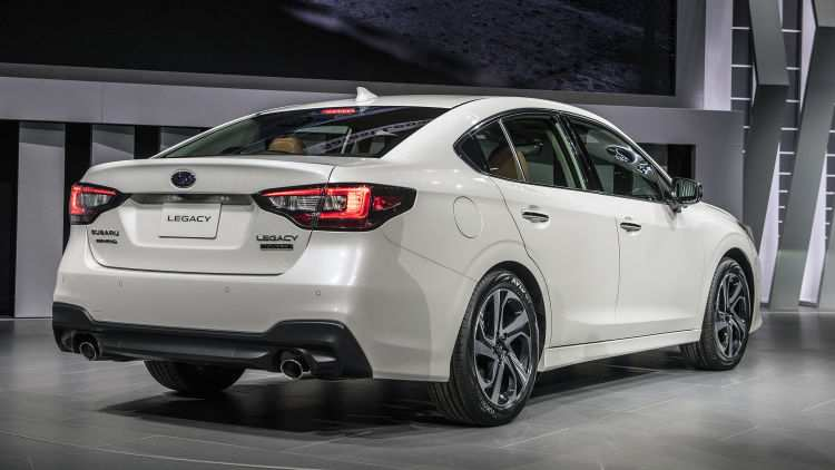 46 The 2020 Subaru Legacy Price History