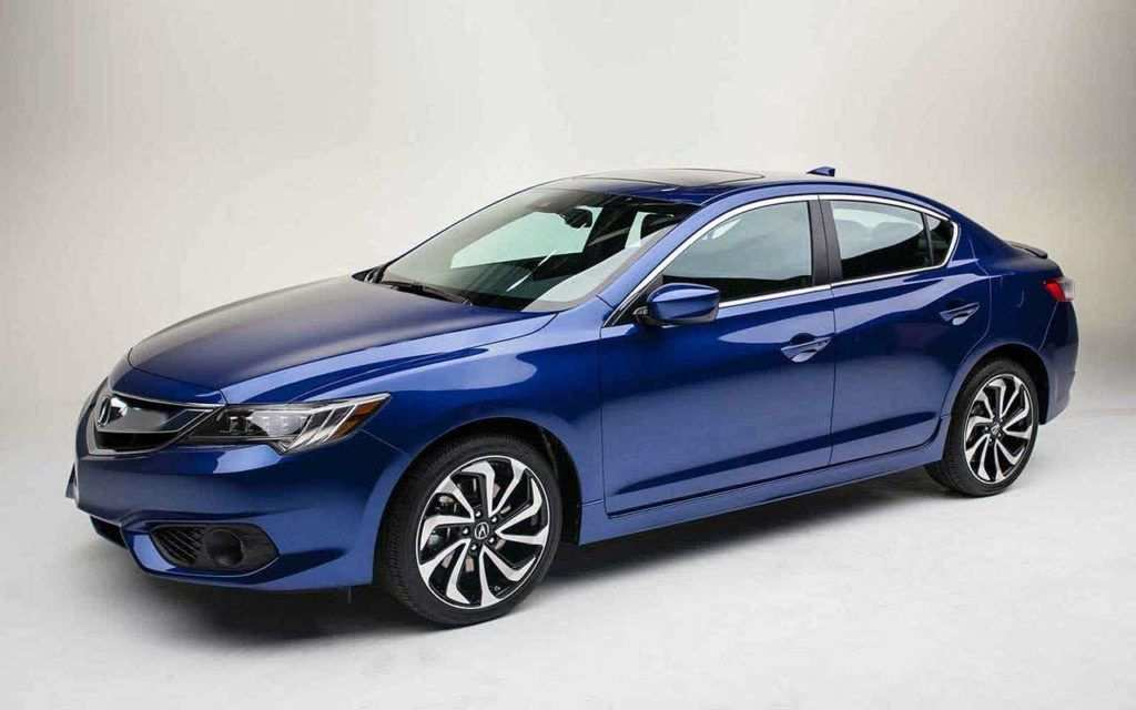 46 The Best 2019 Acura Ilx Redesign Review And Release Date