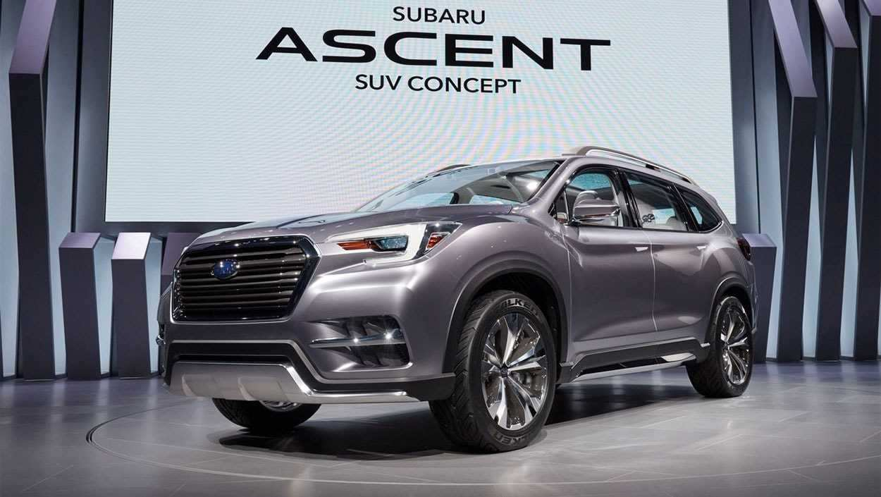 46 The Best 2019 Subaru 7 Seater Performance