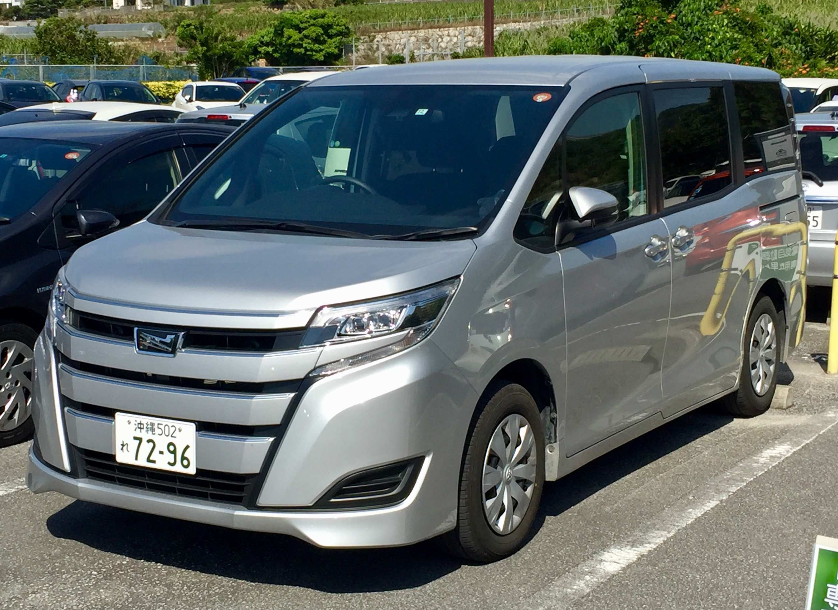 46 The Best 2019 Toyota Noah Configurations