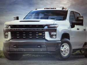 46 The Best 2020 Chevrolet 2500 Ugly Performance