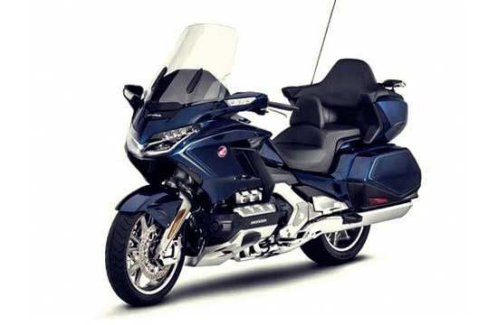 46 The Best 2020 Honda Goldwing Colors First Drive