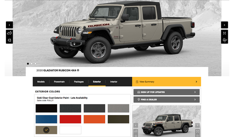 46 The Best 2020 Jeep Gladiator Color Options Price And Release Date
