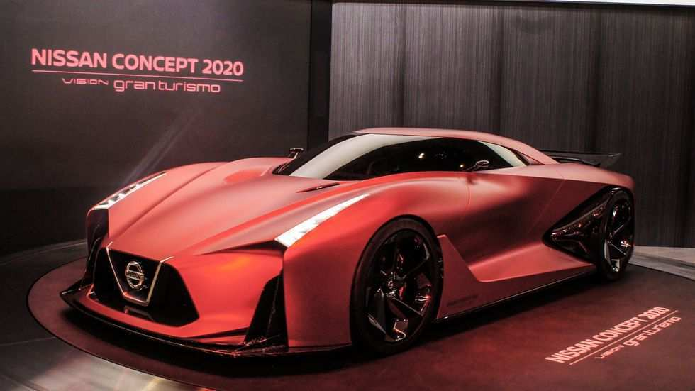 46 The Best 2020 Nissan Gran Turismo Picture