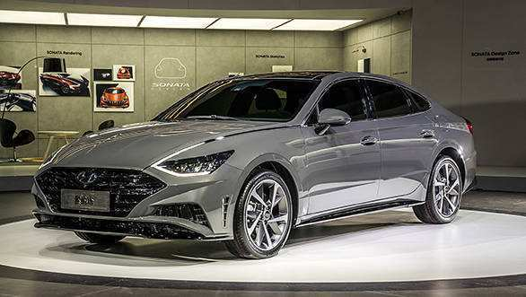 46 The Best Hyundai Sonata 2020 Price In India Pictures