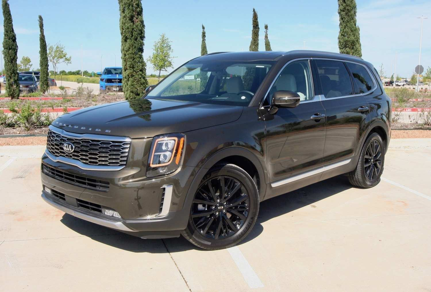 46 The Best Kia Telluride 2020 For Sale 2 New Model And Performance