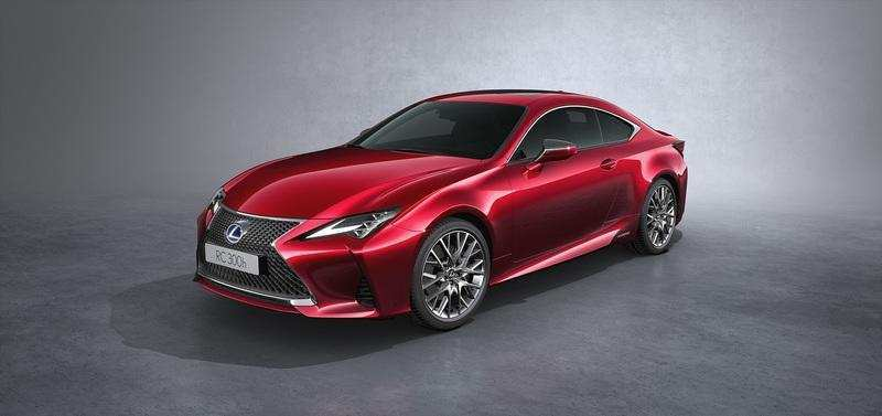 46 The Best Lexus Rc 2020 Review Performance