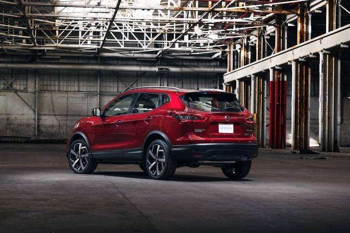 46 The Best Nissan Rogue Sport 2020 Release Date Configurations
