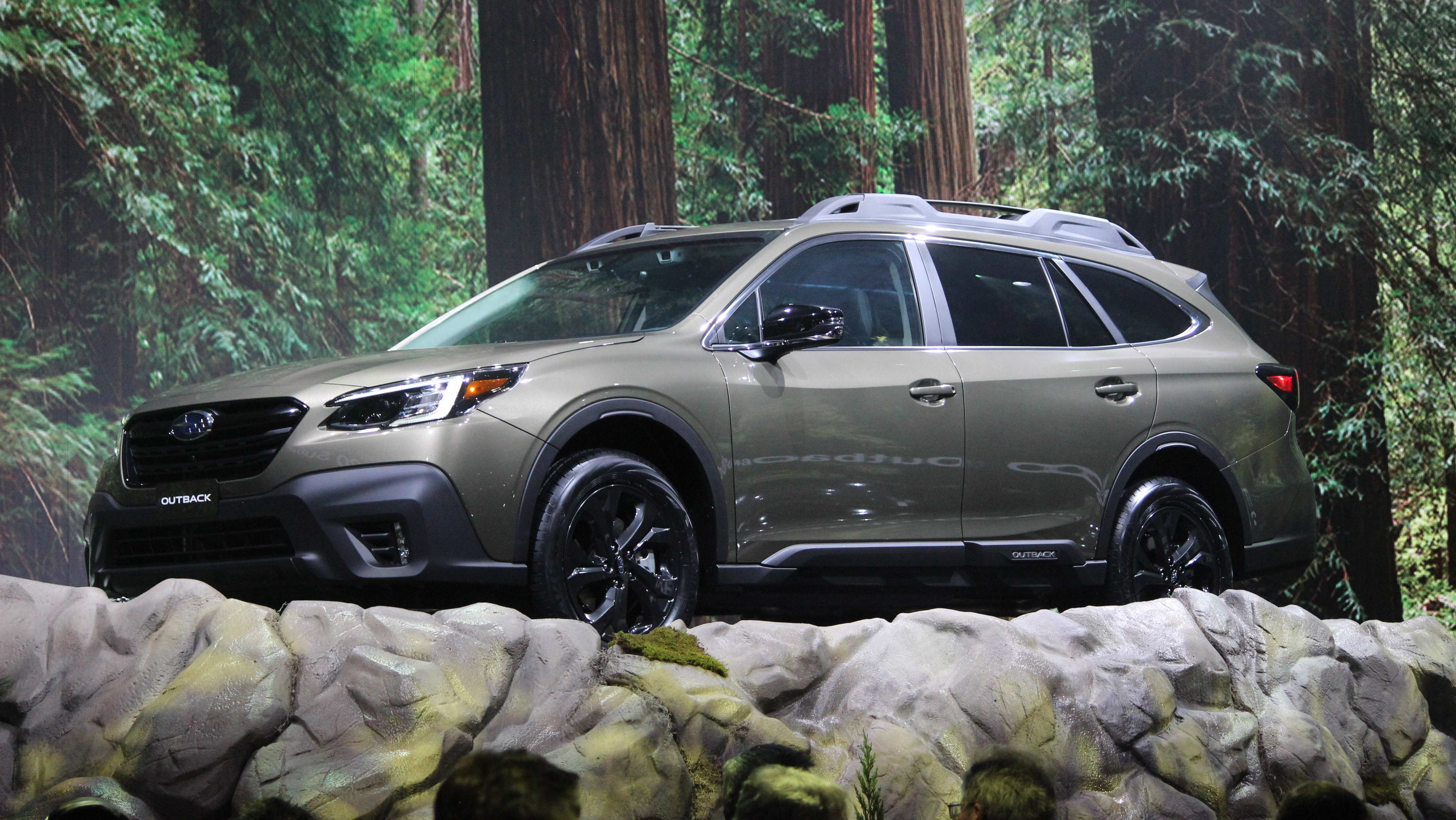 46 The Best Subaru Outback 2020 New York Concept