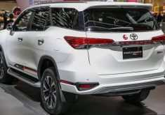 Upcoming Toyota Fortuner 2020