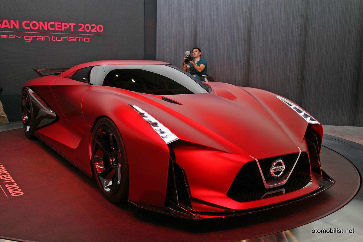 46 The Nissan Ids 2020 Speed Test