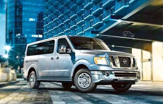 46 The Nissan Nv 2020 First Drive