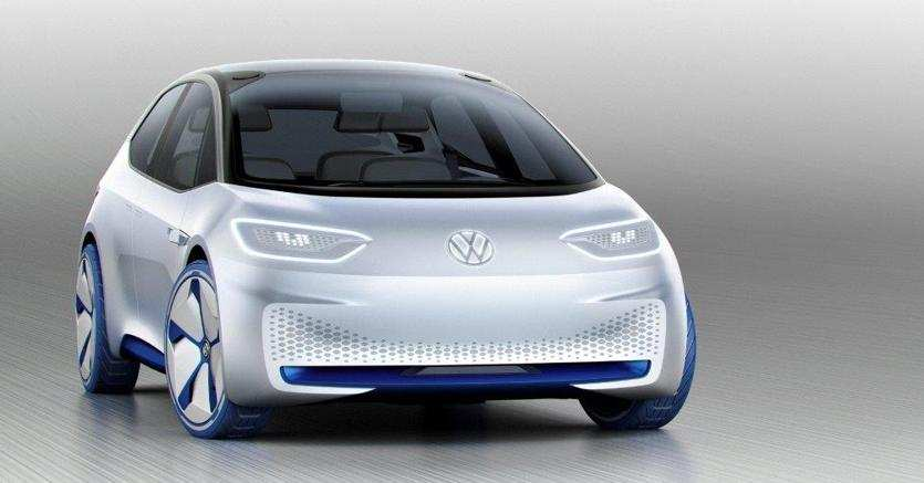 46 The Volkswagen Elettrica 2020 Release Date And Concept