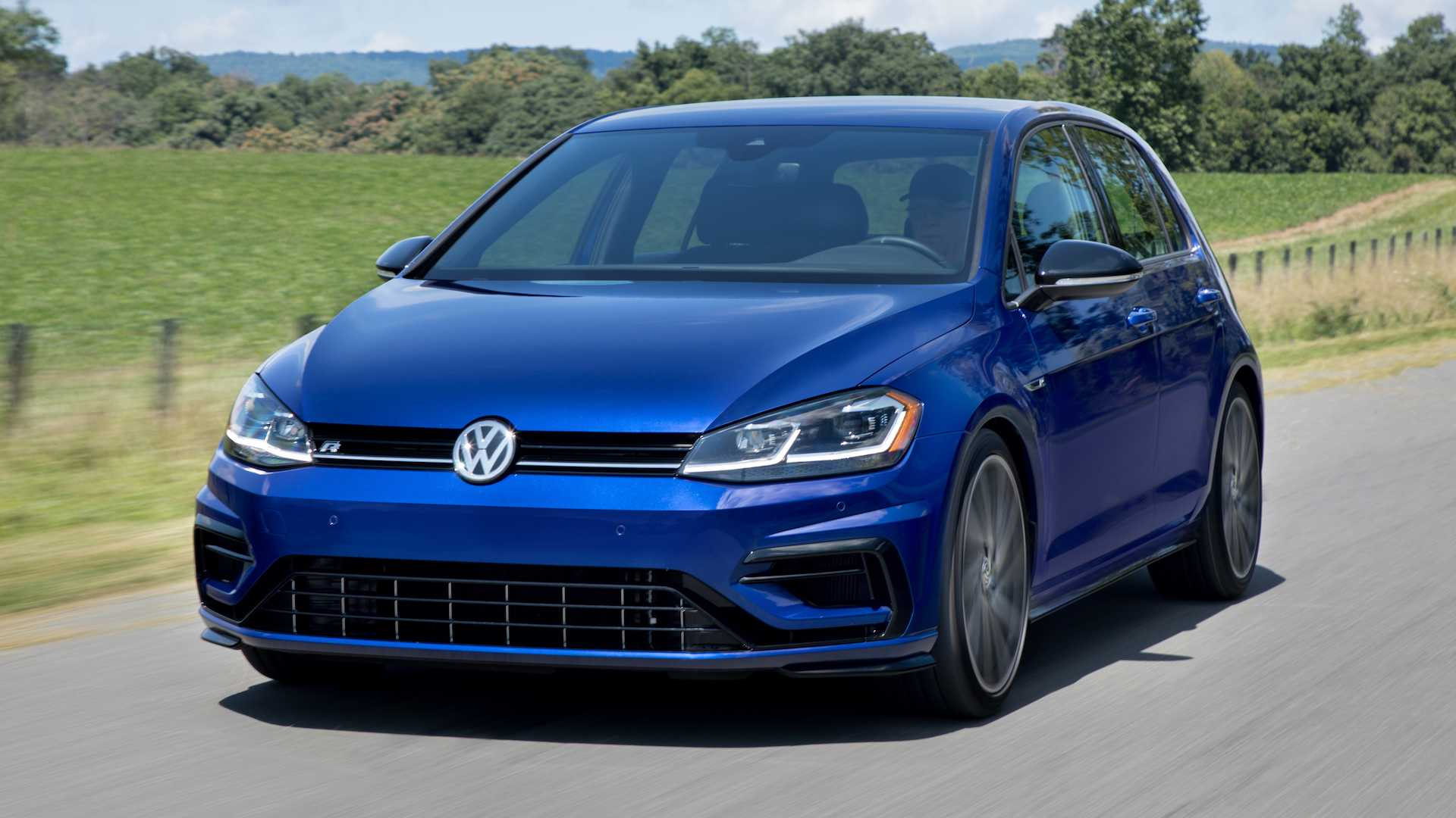 46 The Volkswagen Golf Gti 2020 Wallpaper