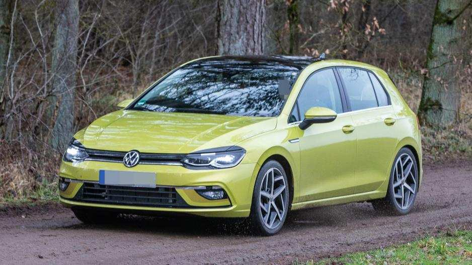 46 The Volkswagen Golf Hybrid 2020 Spesification