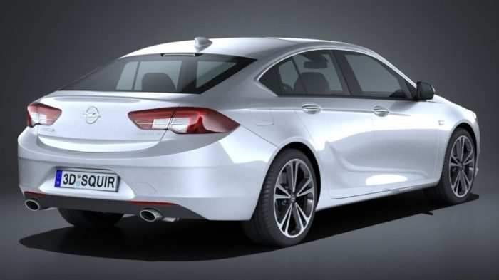 46 The Yeni Opel Insignia 2020 Price and Review